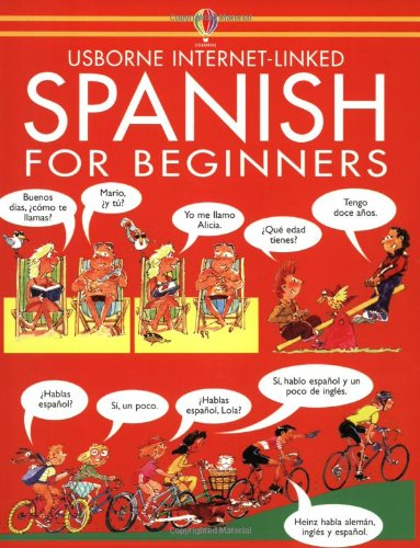 9780746008195: Spanish for Beginners (Language for beginners tape pack)