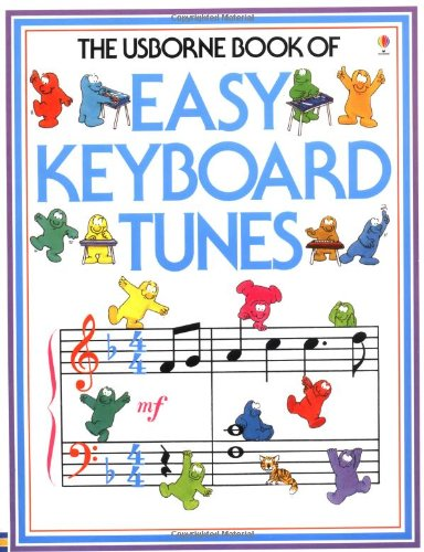 9780746009604: Easy Keyboard Tunes (First Music Series)
