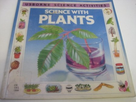 9780746009772: Science with Plants (Usborne Science Activities)