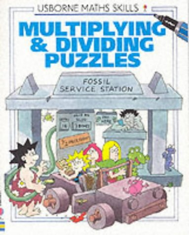 9780746010730: Multiplying & Dividing Puzzles (Math Skills)