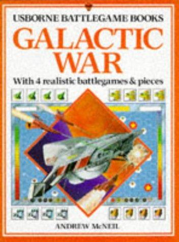 9780746011621: Galactic War (Usborne Battlegame Books)