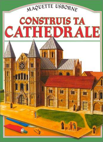 9780746011836: Construis ta cathédrale