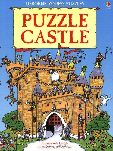 9780746012840: Puzzle Castle (Usborne Young Puzzles)