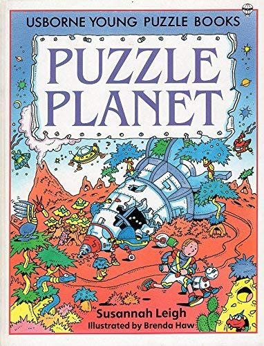 9780746012871: Puzzle Planet (Young Puzzles)