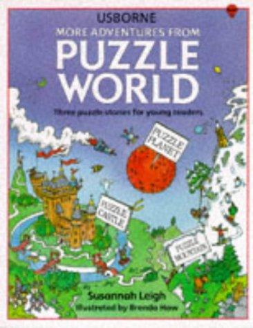 More Adventures from Puzzle World (Usborne Puzzle: Usborne Books