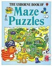 9780746013274: The Usborne Book of Maze Puzzles (Usborne Maze Fun)
