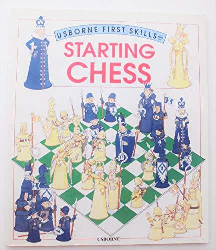 9780746013878: Starting Chess (Usborne First Skills)
