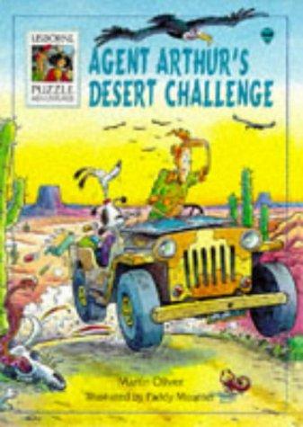 9780746014066: Agent Arthur's Desert Challenge (Puzzle Adventures)