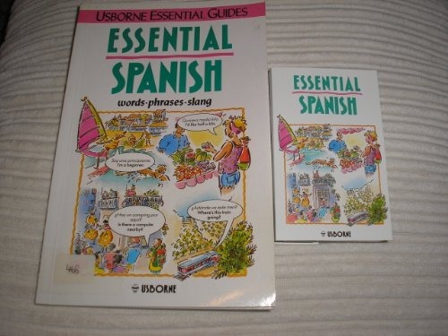 9780746014349: Essential Spanish (Usborne Essential Guides)