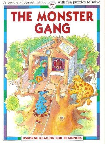 9780746014608: The Monster Gang (Usborne Reading for Beginners)