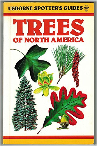 9780746016275: Trees of North America (Usborne Spotter's Guides)
