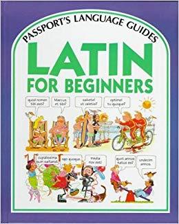 9780746016398: Latin for Beginners (Usborne Language Guides)