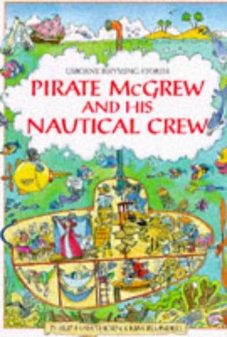 Pirate McGrew and His Nautical Crew (Usborne: Hawthorn, Philip