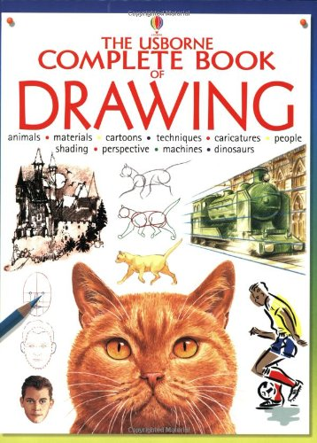 9780746016626: Usborne Complete Book of Drawing (Usborne Activity Books)