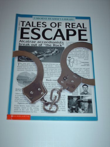 9780746016695: Tales of Real Escape (Usborne Reader's Library)
