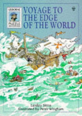 9780746016909: Voyage to the Edge of the World (Usborne Puzzle Adventures)