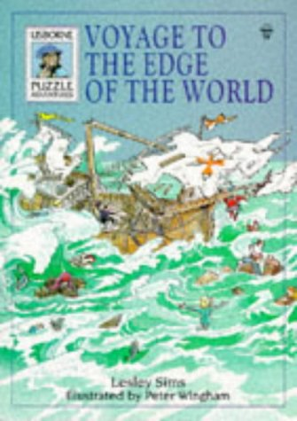 9780746016909: Voyage to the Edge of the World (Usborne Puzzle Adventures)