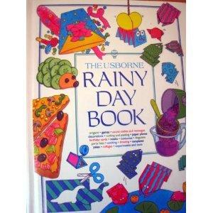 9780746017135: The Usborne Rainy Day Book