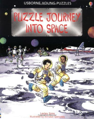 9780746017159: Puzzle Journey into Space (Puzzle Journey Series)