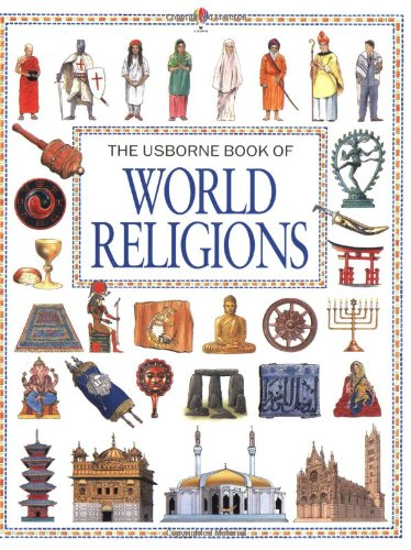 9780746017500: The Usborne Book of World Religions