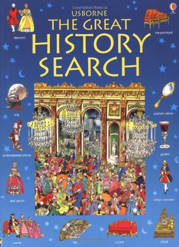 9780746017937: The Great History Search (Great Searches)