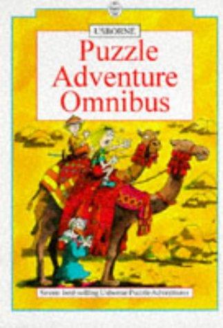 9780746018545: Puzzle Adventure Omnibus: No. 1-7 (Usborne Puzzle Adventures)