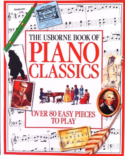 The Usborne Book of Piano Classics (Learn to Play): Phipps, Caroline; Hawthorne, Philip
