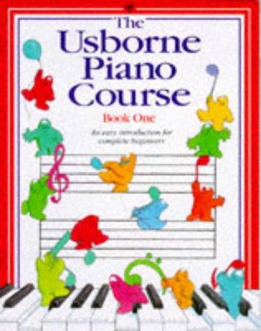 9780746020005: Piano Course Book One (Piano Course Bk. 1)