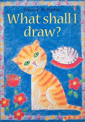 9780746020241: What Shall I Draw? (What Shall I Do Today?)