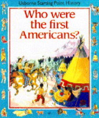 9780746020418: Who Were the First North Americans?