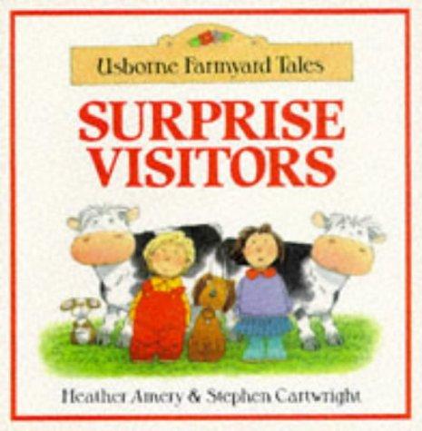 9780746020449: The Surprise Visitors (Farmyard Tales)