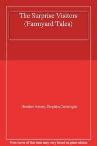 9780746020456: The Surprise Visitors (Farmyard Tales)