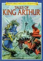 9780746020623: Tales of King Arthur (Usborne Library of Fear, Fantasy & Adventure)