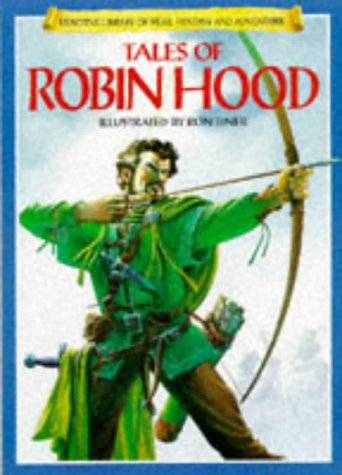 9780746020630: Tales of Robin Hood (Usborne Library of Fear, Fantasy & Adventure)