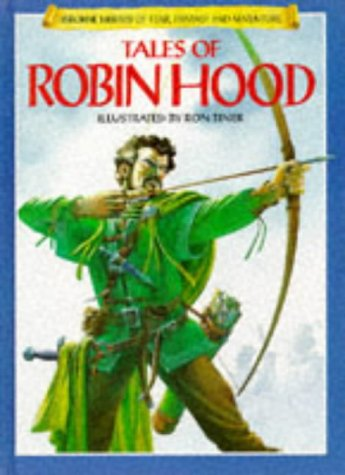 9780746020647: Tales of Robin Hood (Usborne Library of Fear, Fantasy & Adventure)