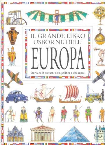 9780746022177: Il grande libro dell'Europa