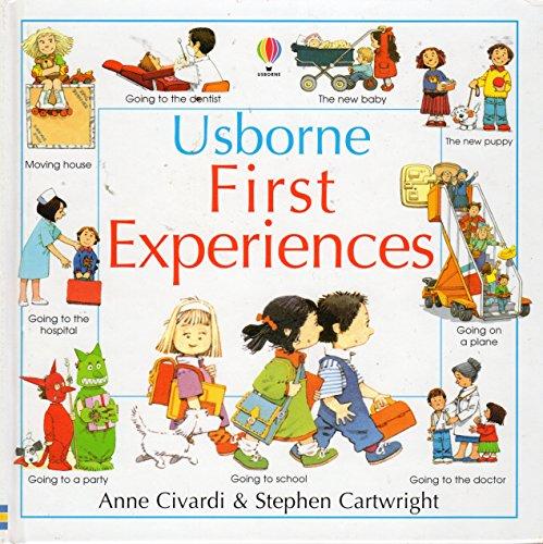 9780746022542: Usborne First Experiences
