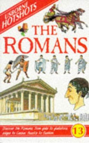 9780746022801: The Romans (Usborne Hotshots)