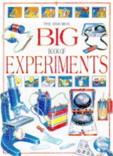 9780746022894: Usborne Big Book of Experiments (Usborne Activity Books)