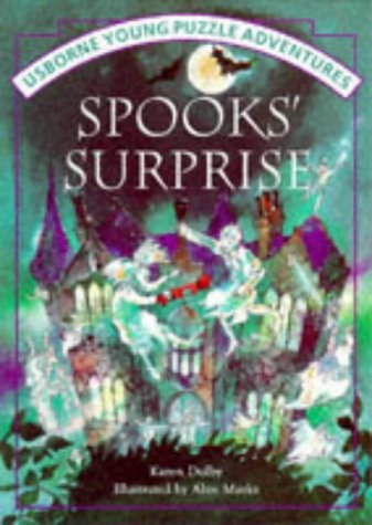 9780746022962: Spooks' Surprise (Usborne Young Puzzle Adventures)