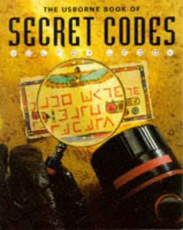 9780746023297: The Usborne Book of Secret Codes (How to Make)