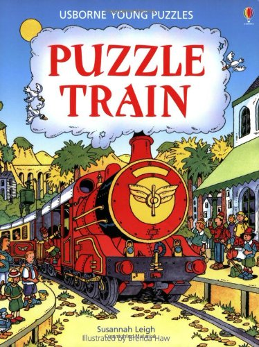 9780746023310: Puzzle Train (Young Puzzles)