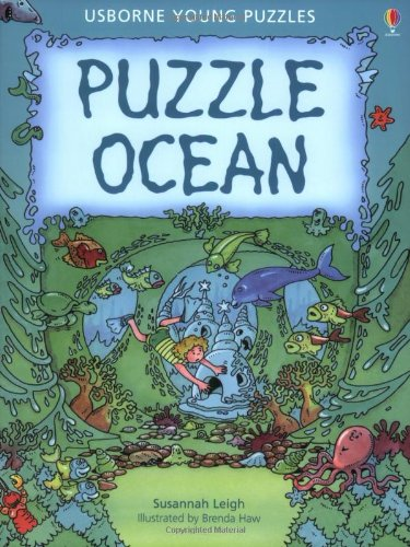 9780746023334: Puzzle Ocean (Young Puzzles Series)