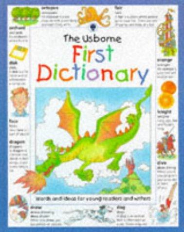 9780746023488: Usborne First Dictionary (Usborne Dictionaries)
