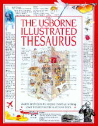 9780746023518: The Usborne Illustrated Thesaurus (Usborne Dictionaries)