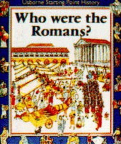 9780746023723: Qui Erant Romani?: Who Were the Romans? (Usborne Bilingual Books (Starting Point History)) (English and Latin Edition)