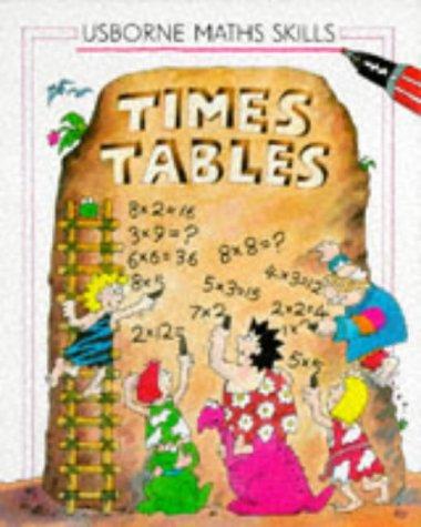 9780746023990: Times Tables (Usborne Mathematics Skills)