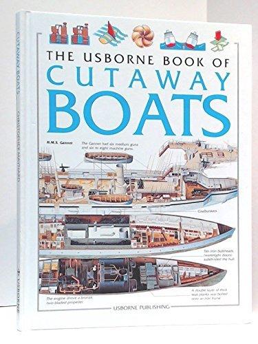 9780746024010: Usborne Book of Cutaway Boats (Usborne Cutaways)