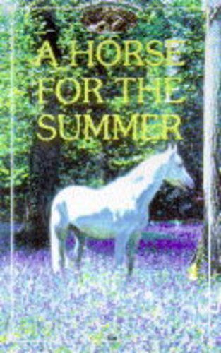 9780746024850: A Horse for the Summer (Usborne Sandy Lane Stables)