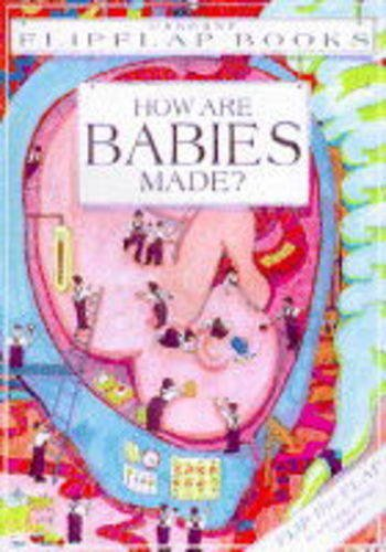 9780746025031: How Are Babies Made? (Usborne Flip Flaps)